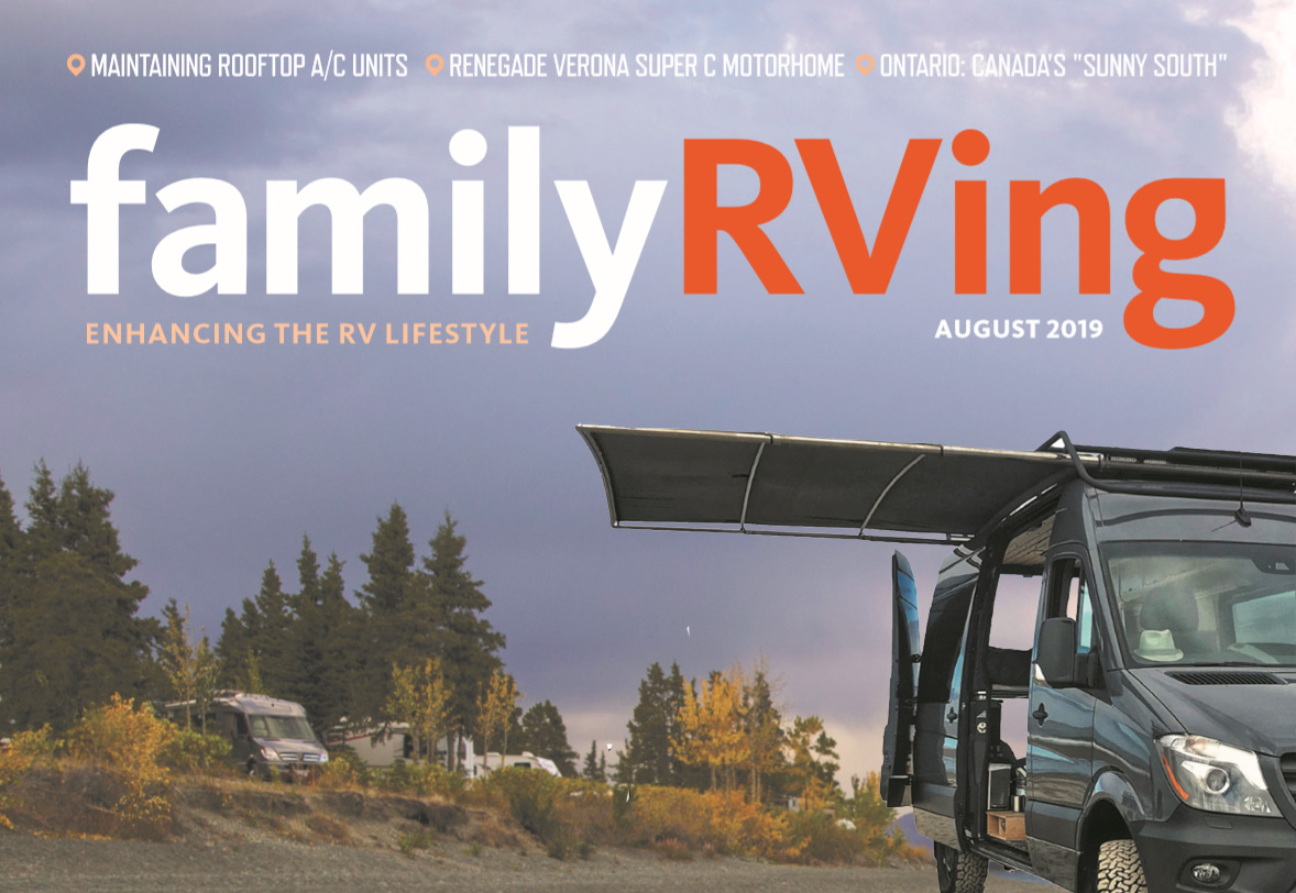 sureshade family rving